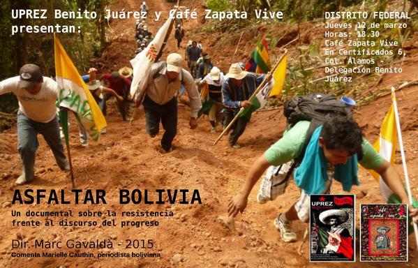 Asfaltar Bolivia 12M Mexico